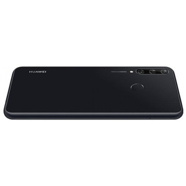 Смартфон HUAWEI Y6p 3/64GB (NFC) Полночный Черный