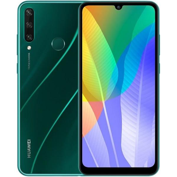 Смартфон HUAWEI Y6p 3/64Gb Изумрудный Зеленый