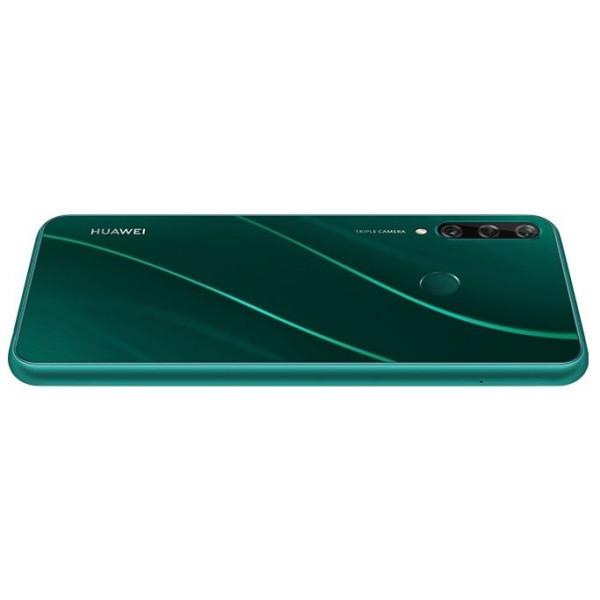Смартфон HUAWEI Y6p 3/64GB (NFC) Изумрудный Зеленый