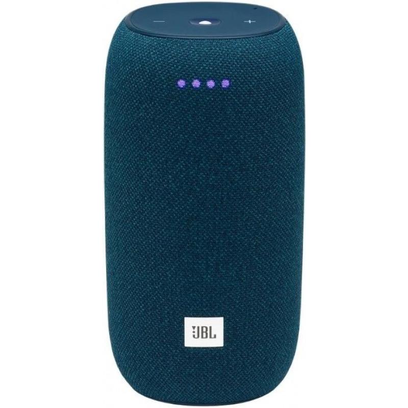 Умная колонка JBL Link Portable с Алисой Синяя