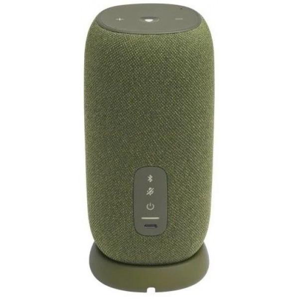 Умная колонка JBL Link Portable с Алисой Зеленая