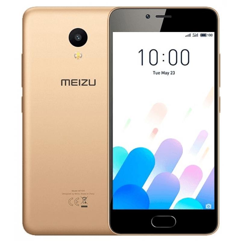 Смартфон Meizu M5c 16GB Золотистый