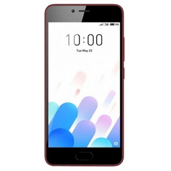 Смартфон Meizu M5c 32GB Красный