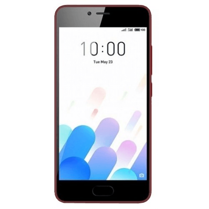 Смартфон Meizu M5c 16GB Красный