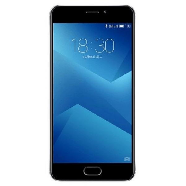 Смартфон Meizu M5 Note 16GB Темно-серый