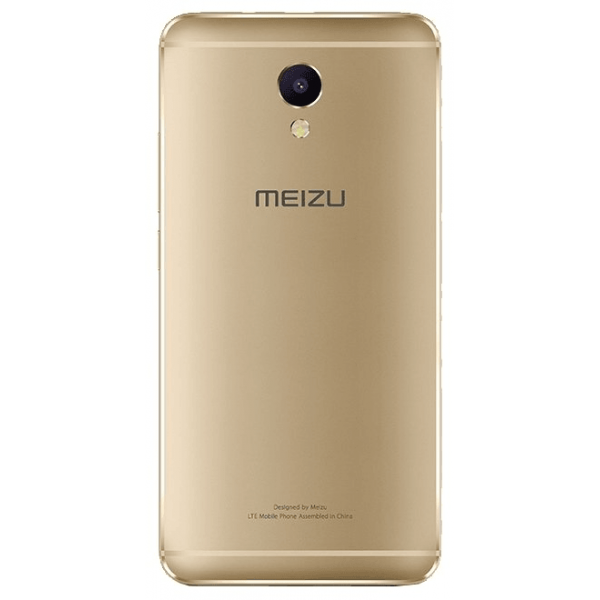 Смартфон Meizu M5 Note 16GB Золотой