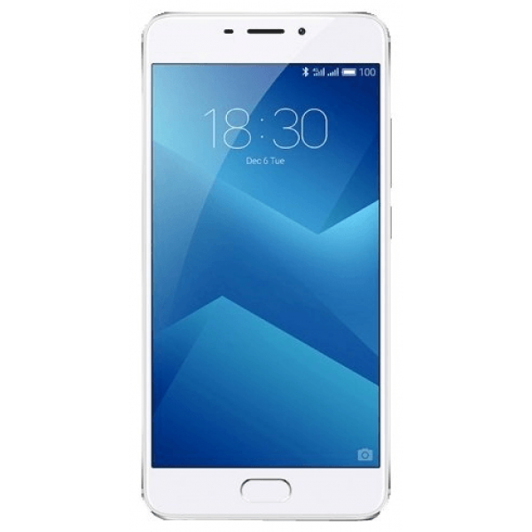 Смартфон Meizu M5 Note 16GB Серебристый