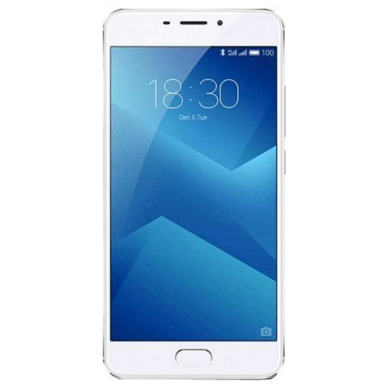 Смартфон Meizu M5 Note 64GB Серебристый