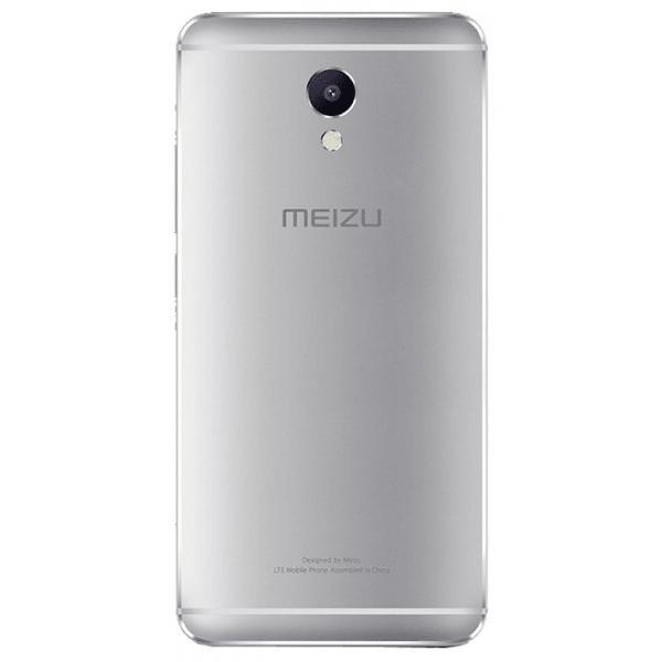 Смартфон Meizu M5 Note 16GB Серебристый