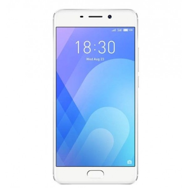 Смартфон Meizu M6 Note 4/32GB Серебристый EU