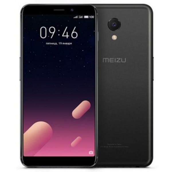 Смартфон Meizu M6s 32GB Черный EU