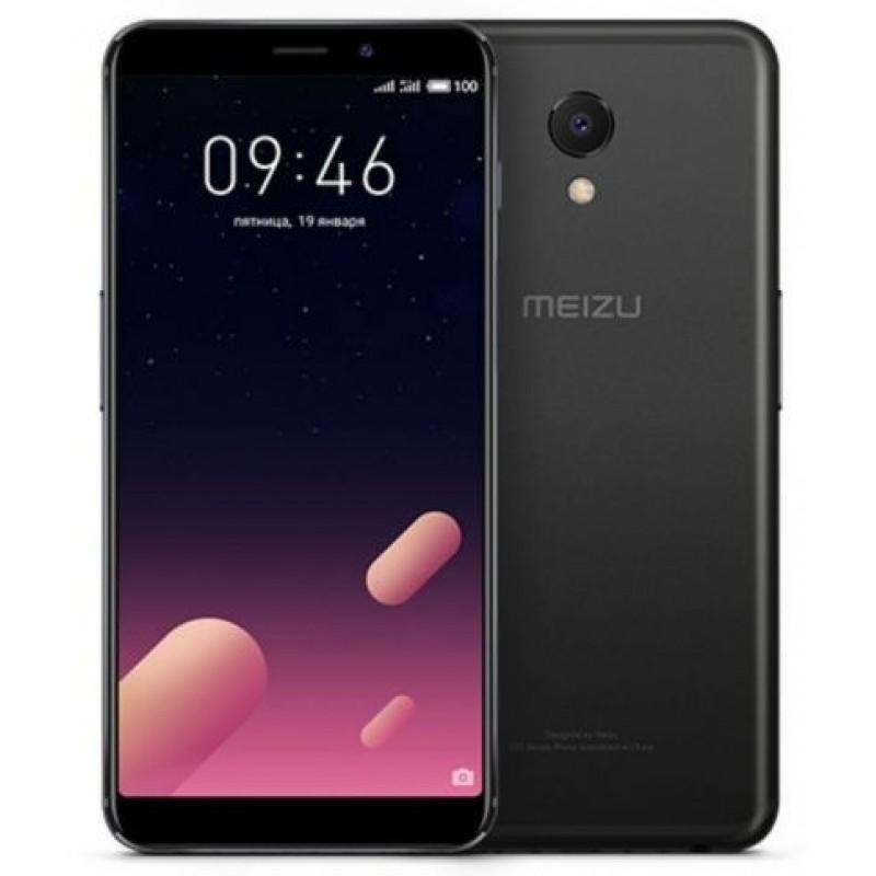 Смартфон Meizu M6s 64GB Черный EU