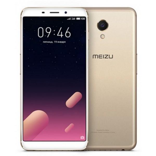 Смартфон Meizu M6s 32GB Золотой EU