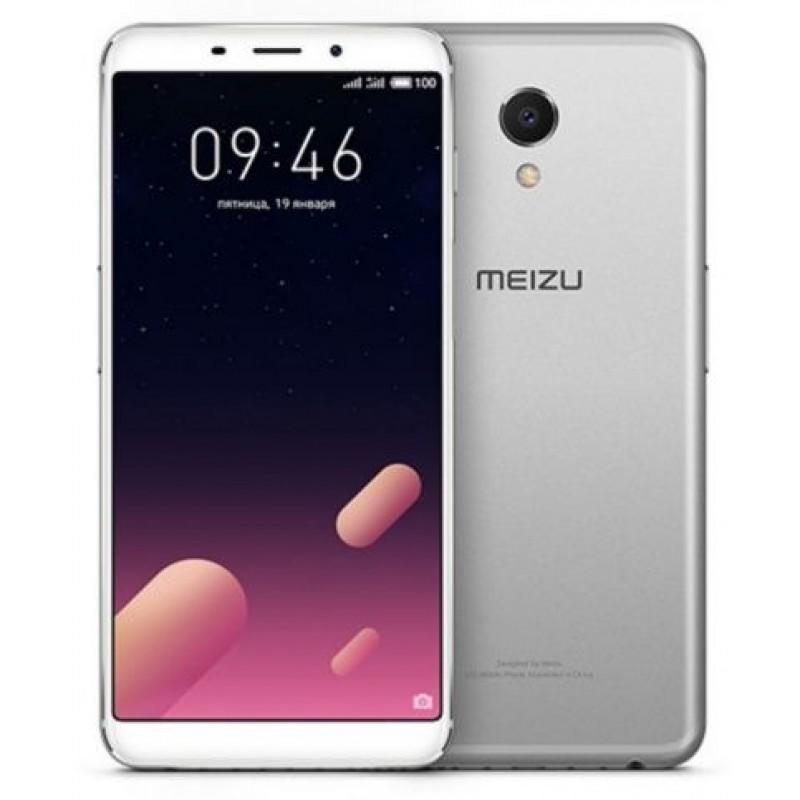 Смартфон Meizu M6s 64GB Серебристый EU