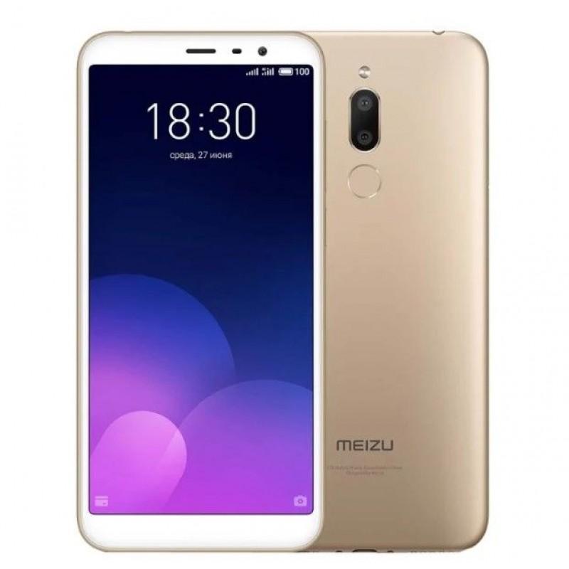 Смартфон Meizu M6T 3/32GB Золотой EU