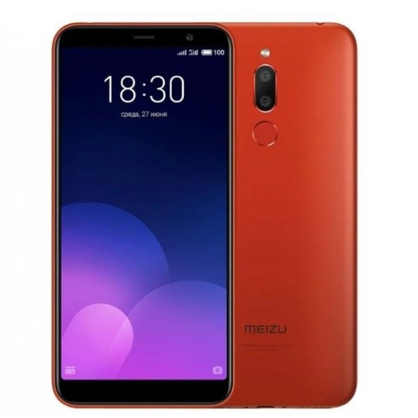Смартфон Meizu M6T 4/64GB Красный EU