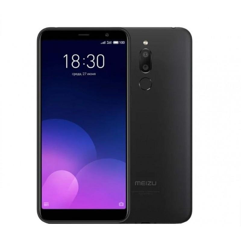 Смартфон Meizu M6T 4/32GB Черный EU