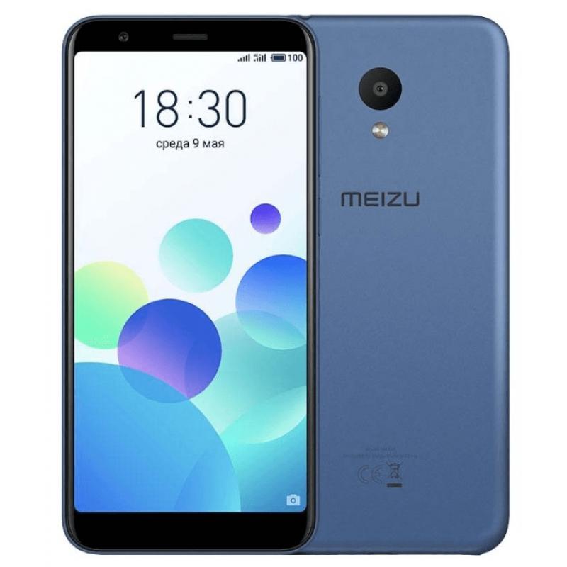 Смартфон Meizu M8c Синий EU