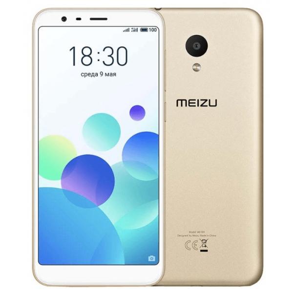 Смартфон Meizu M8c Золотой EU
