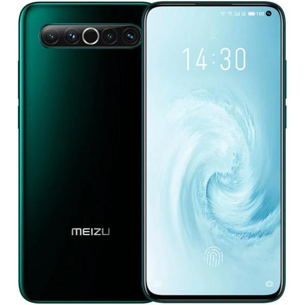 Смартфон Meizu 17 8/128GB Green/Зеленый