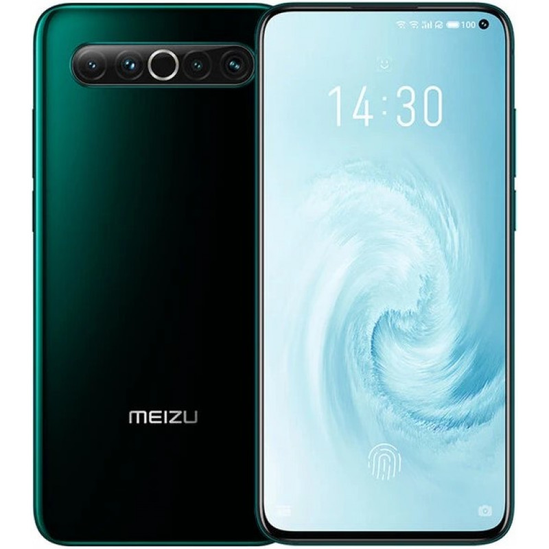 Смартфон Meizu 17 8/256GB Green/Зеленый
