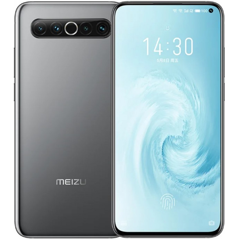 Смартфон Meizu 17 8/256GB Grey/Серый