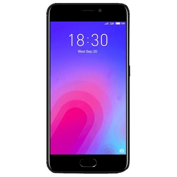 Смартфон Meizu M6 32GB Черный
