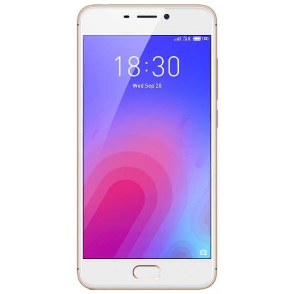 Смартфон Meizu M6 32GB Золотистый