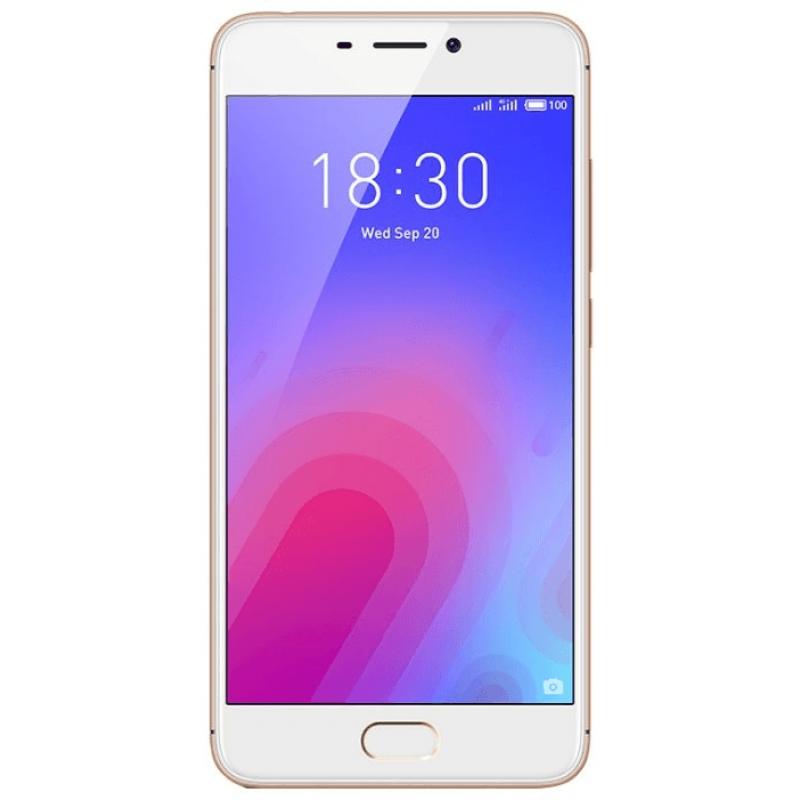 Смартфон Meizu M6 16GB Золотистый