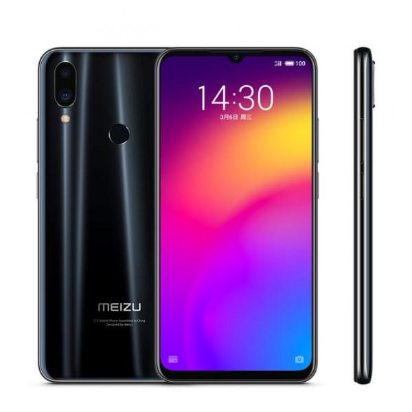 Смартфон Meizu Note 9 4/64Gb Black/Черный Global