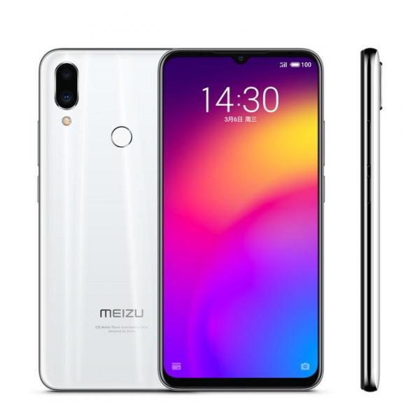 Смартфон Meizu Note 9 4/64Gb White/Белый Global
