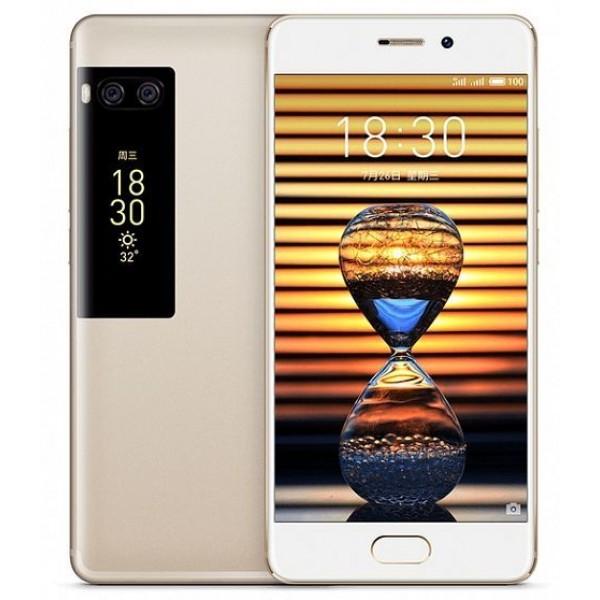 Смартфон Meizu Pro 7 64GB Золотой EU