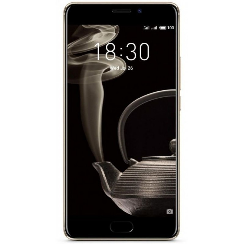 Смартфон Meizu Pro 7 Plus 128GB Золотой EU