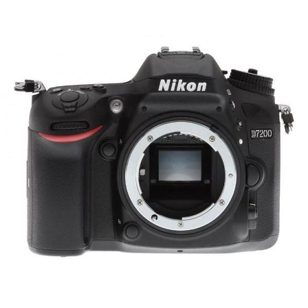 Зеркальный фотоаппарат Nikon D7200 Body