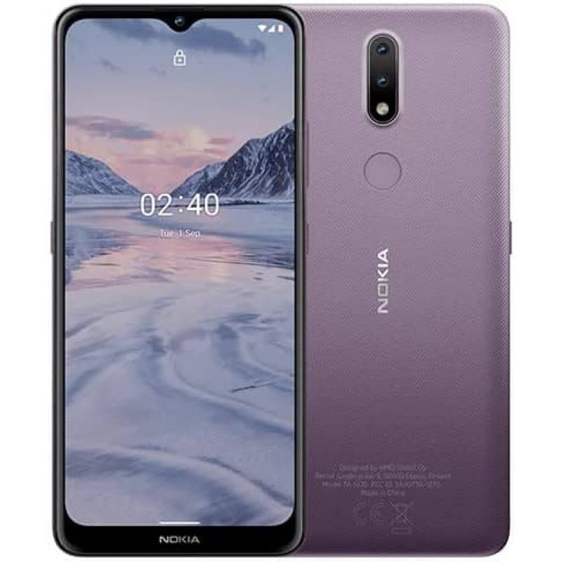 Смартфон Nokia 2.4 2/32GB Пурпурный
