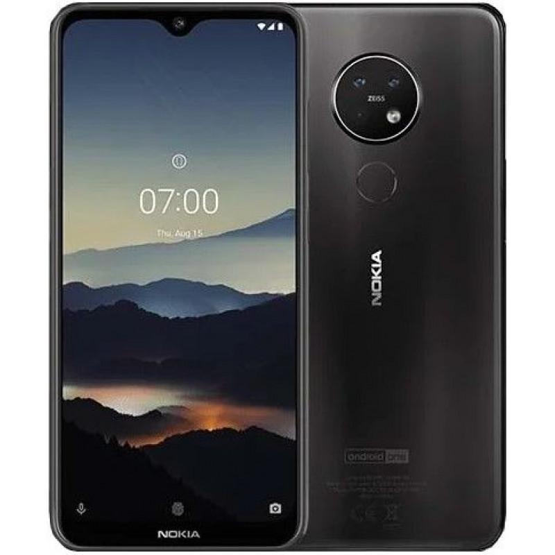 Смартфон Nokia 7.2 64GB Charcoal/Графит