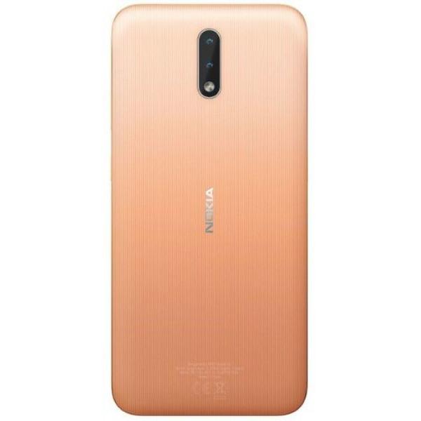 Смартфон Nokia 2.3 32GB Dual Sim Песочный