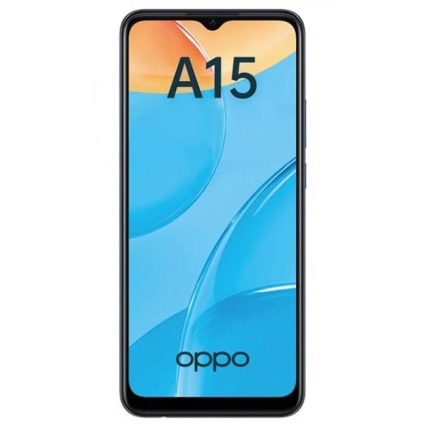 Смартфон OPPO A15 2/32GB Black/Черный