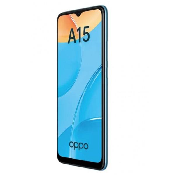 Смартфон OPPO A15 2/32GB Blue/голубой