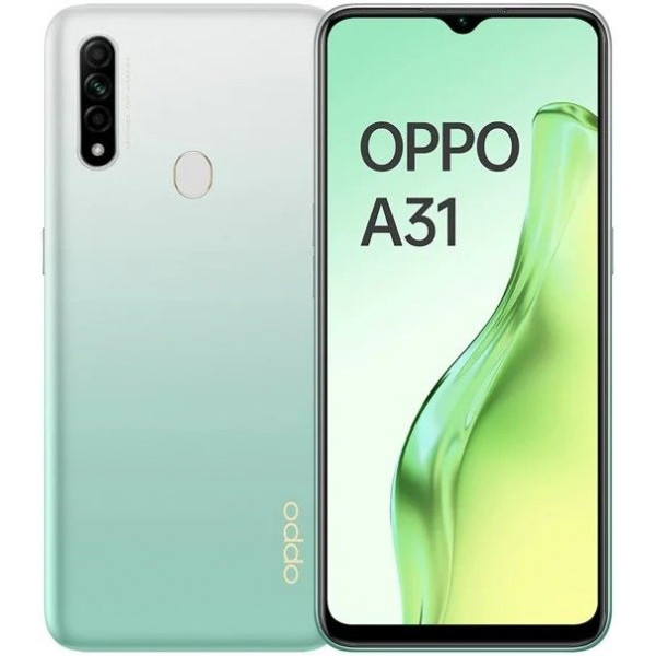 Смартфон OPPO A31 4/64GB Fantasy White/Белый (CPH2015)