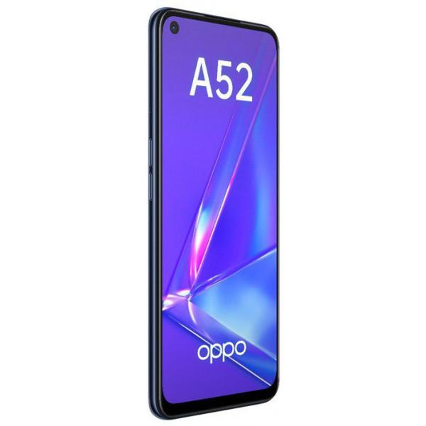 Смартфон OPPO A52 8/128GB Black/Черный