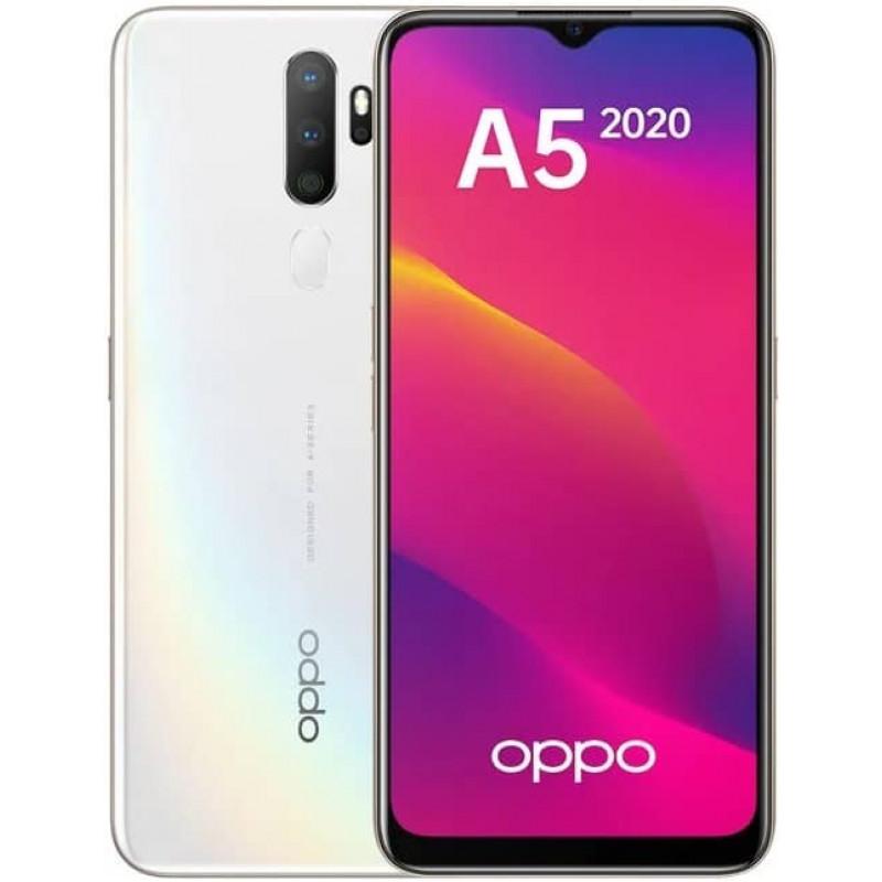 Смартфон OPPO A5 (2020) 3/64GB Белый