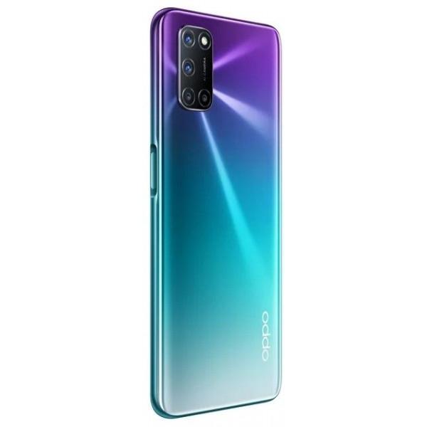 Смартфон OPPO A72 128GB Аврора Фиолетовый