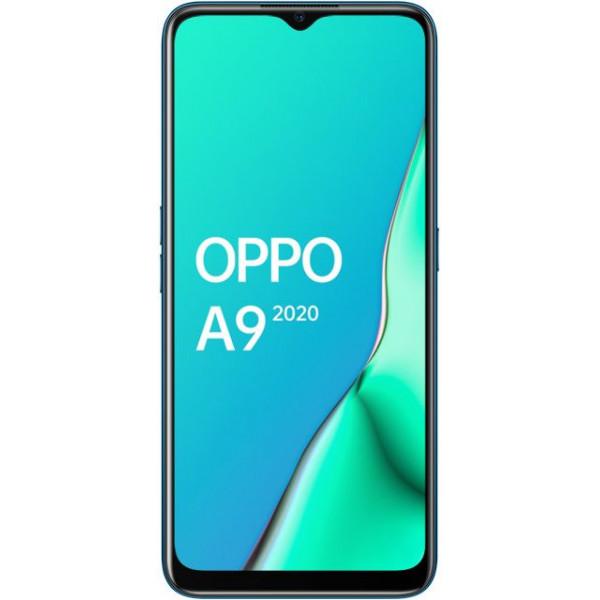 Смартфон OPPO A9 (2020) 4/128GB Морской Зеленый