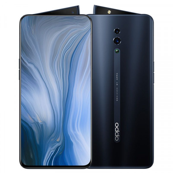 Смартфон OPPO Reno 6/256gb Black/Черный Графит