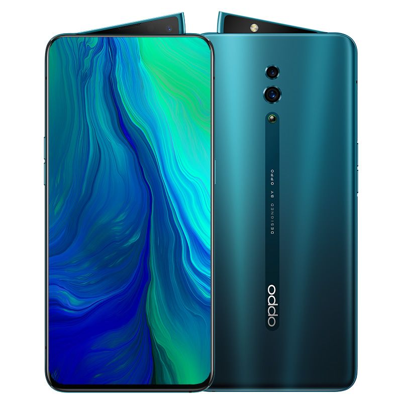 Смартфон OPPO Reno 6/256gb Green/Лазурный Океан