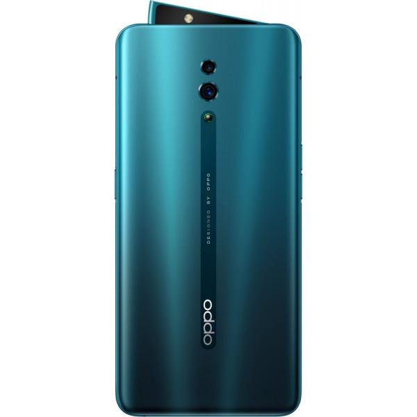 Смартфон OPPO Reno 6/256gb Green/Лазурный Океан