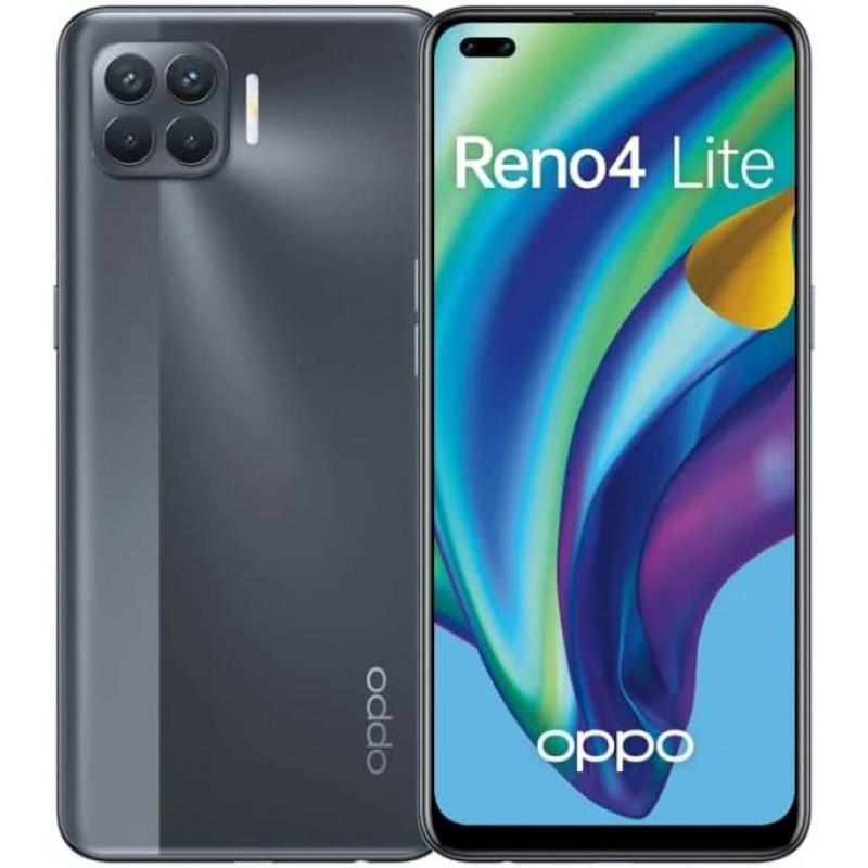 Смартфон OPPO Reno 4 Lite 8/128GB Matte Black (CPH2125)