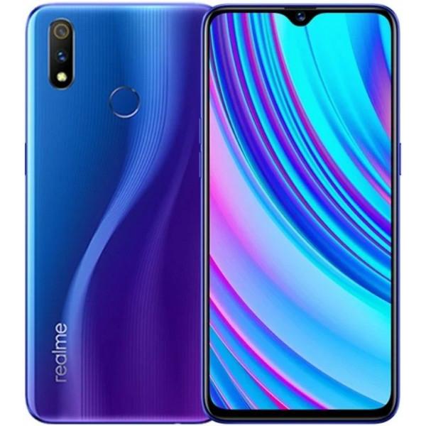 Смартфон Realme 3 Pro 4/64GB Blue/Синий Нитро