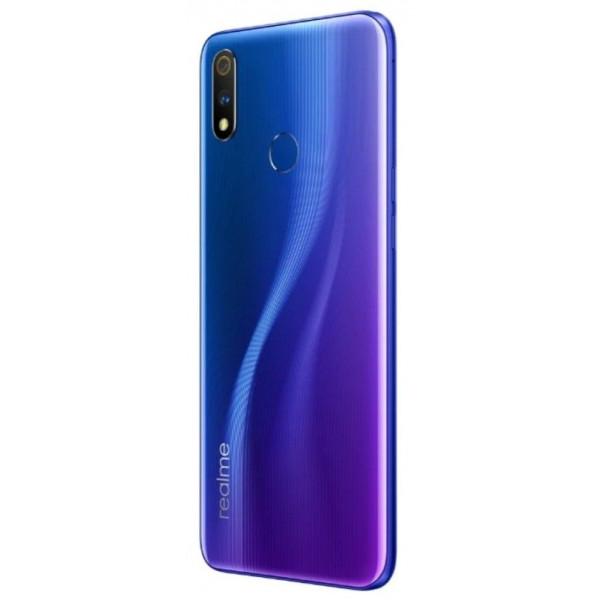 Смартфон Realme 3 Pro 6/128GB Blue/Синий Нитро